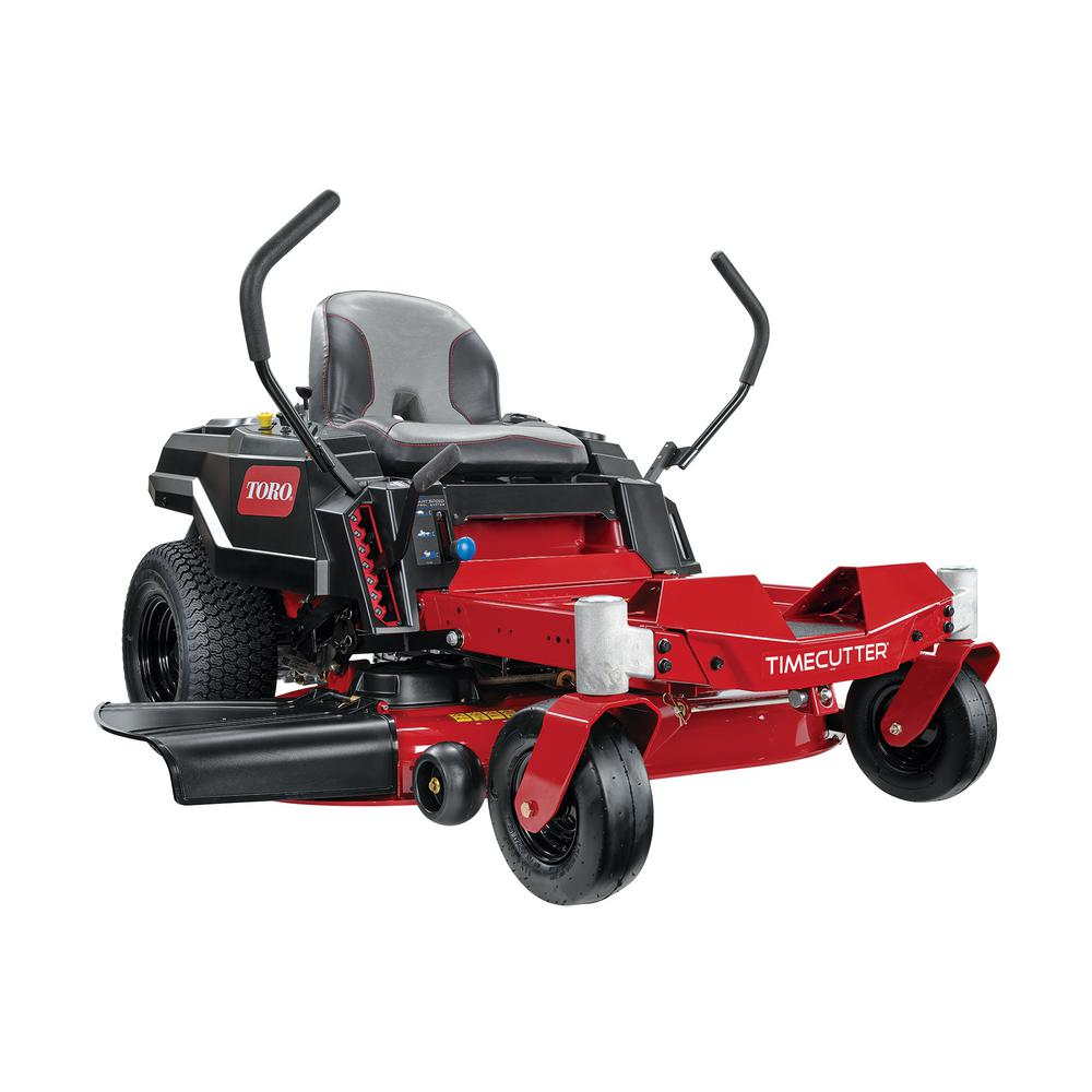 Toro 42 in. 22.5 HP TimeCutter Commercial V-Twin Gas Dual Hydrostatic Zero-Turn Riding Mower with Smart Speed