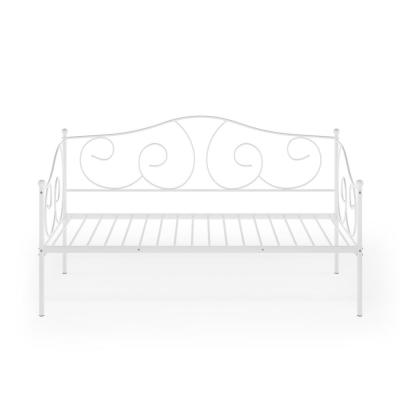 Super Metal Twin Daybeds Bedroom Furniture The Home Depot Cjindustries Chair Design For Home Cjindustriesco
