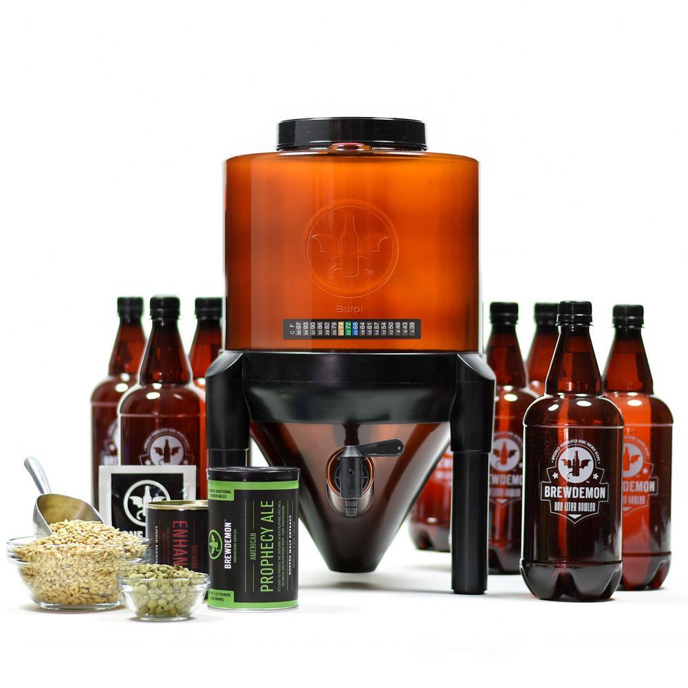 BrewDemon Craft Beer Plus Beer Brewing Kit