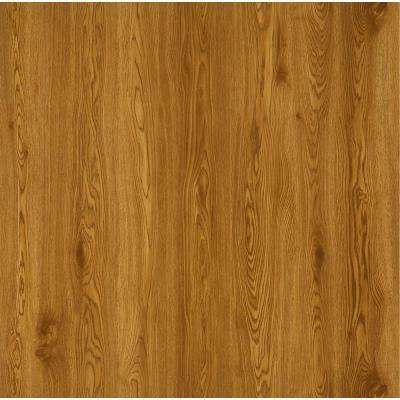 Honey Oak 6 in. x 36 in. Peel and Stick Vinyl Plank (36 sq. ft. / case)