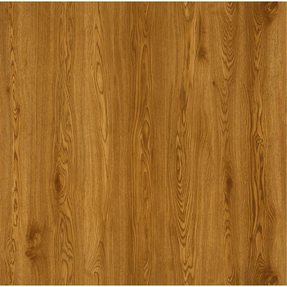 Honey Oak 6 in. x 36 in. Peel and Stick Vinyl Plank (36 sq. ft. / case)