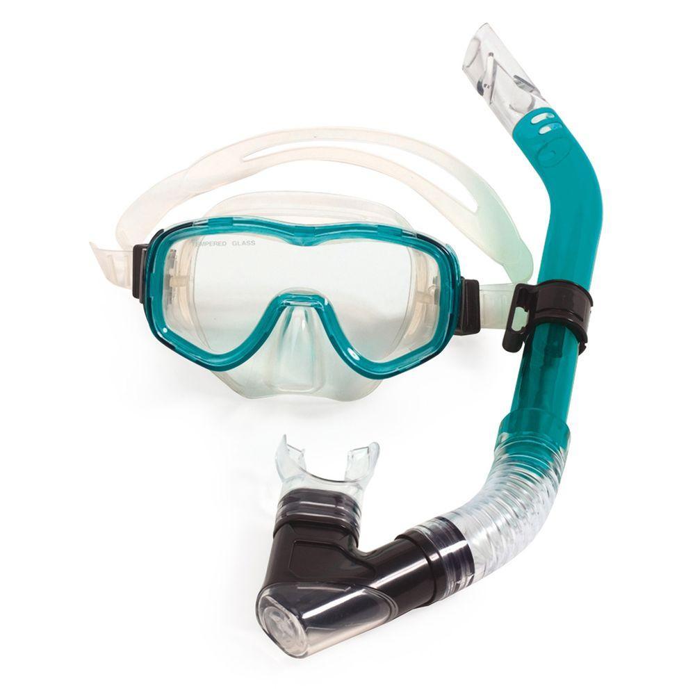 Poolmaster Green Reef Diver Scuba Set
