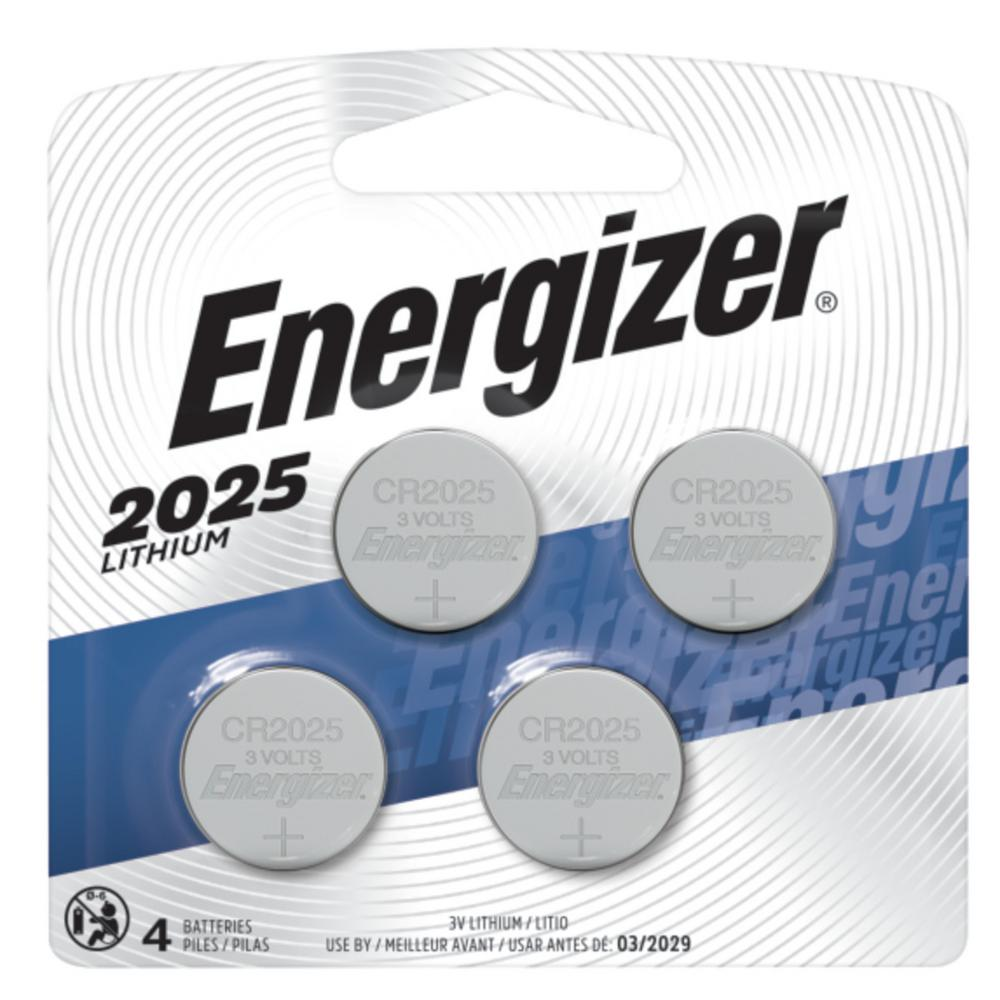 Energizer Lithium Coin Cell (4-Pack)