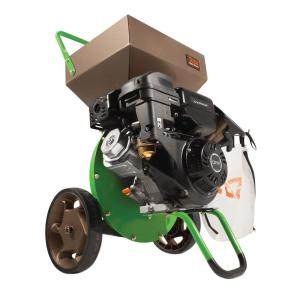 K33 3 inch Gas Powered 301cc Viper Engine Chipper Shredder by