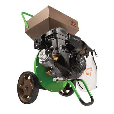 K33 3 in. Gas Powered 301cc Viper Engine Chipper Shredder
