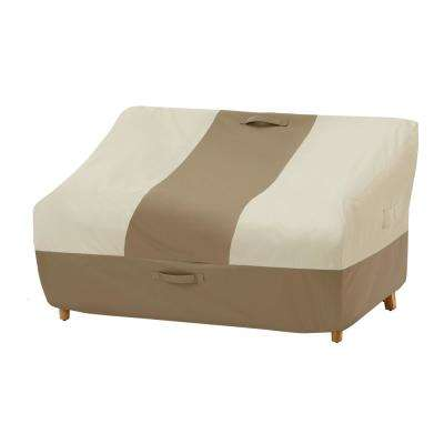 Patio Deep-Seat Loveseat Cover