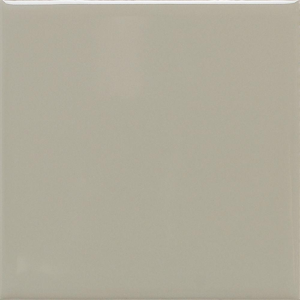 Gray X Tile Flooring The Home Depot - 4x4 grey ceramic tile