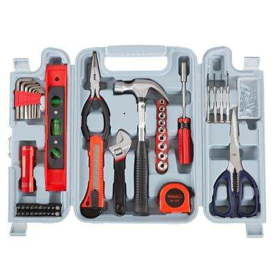 Steel Hand Tool Set (131-Piece)