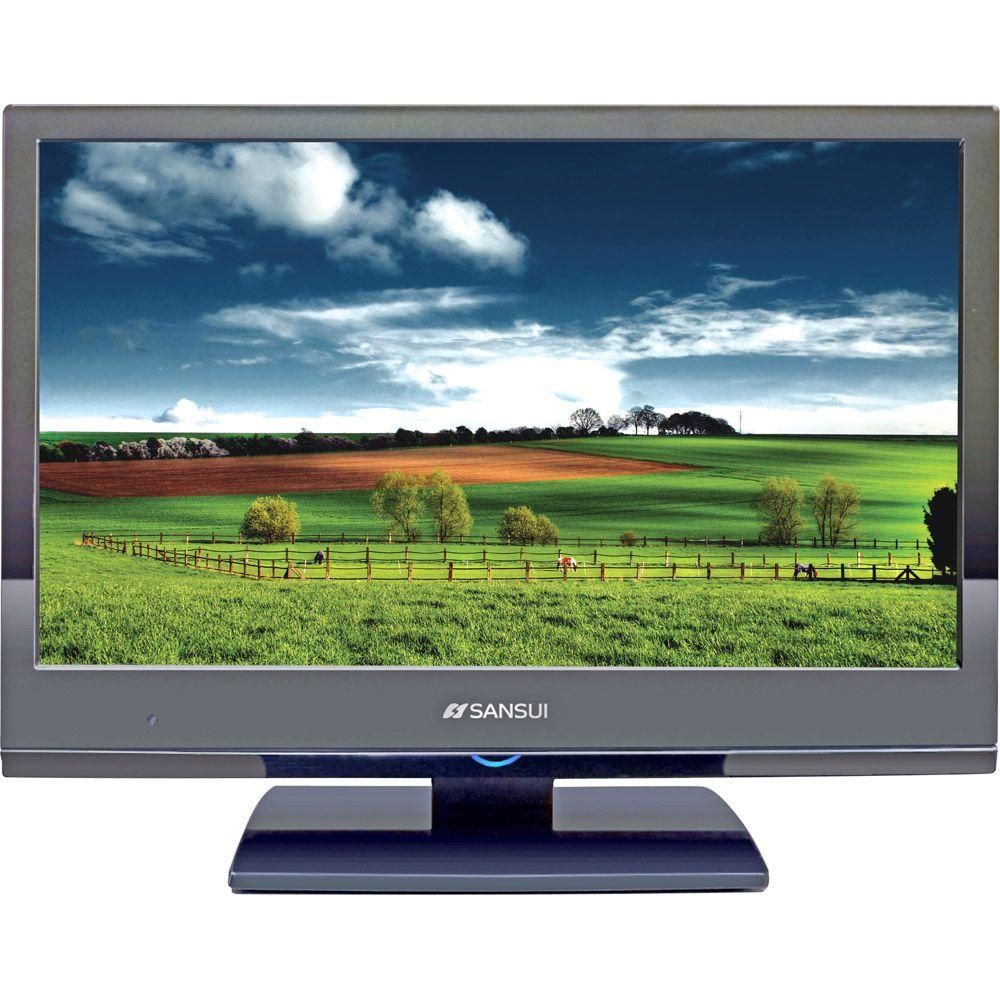 Sansui Accu Series 22 in. Class LED 1080p 60Hz HDTV - with Built in DVD Player-DISCONTINUED