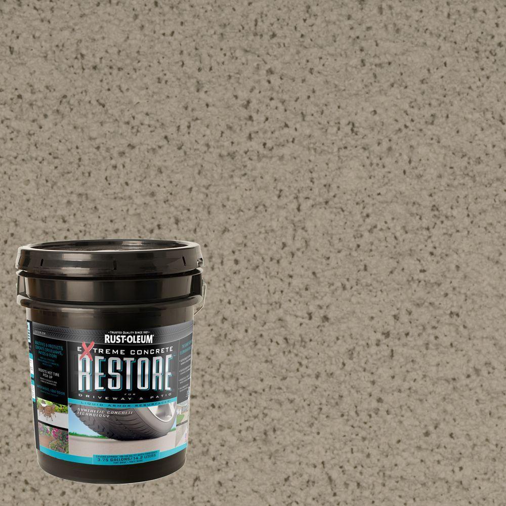 Rust-Oleum Restore 4 gal. Brownstone Liquid Armor Resurfacer