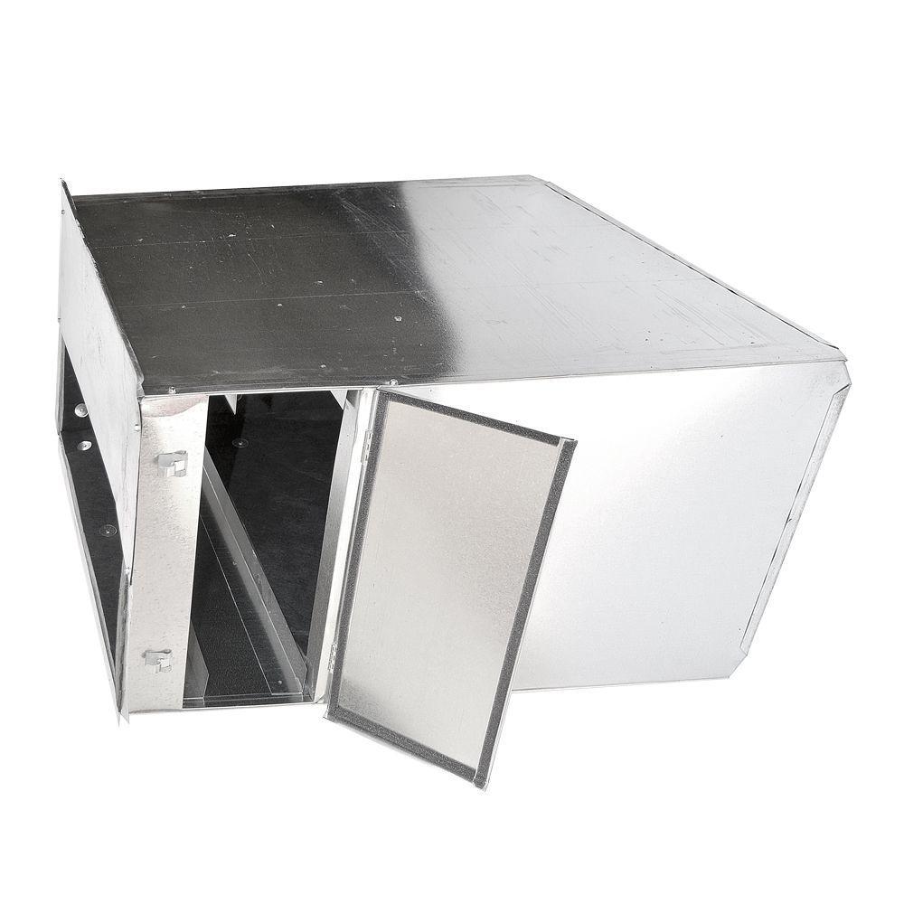 20 in. x 25 in. Dual Filter Plenum Kit