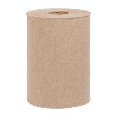 7.75 in. x 350 ft. Embossed Hard-Wound Roll Towels (12 per Carton)