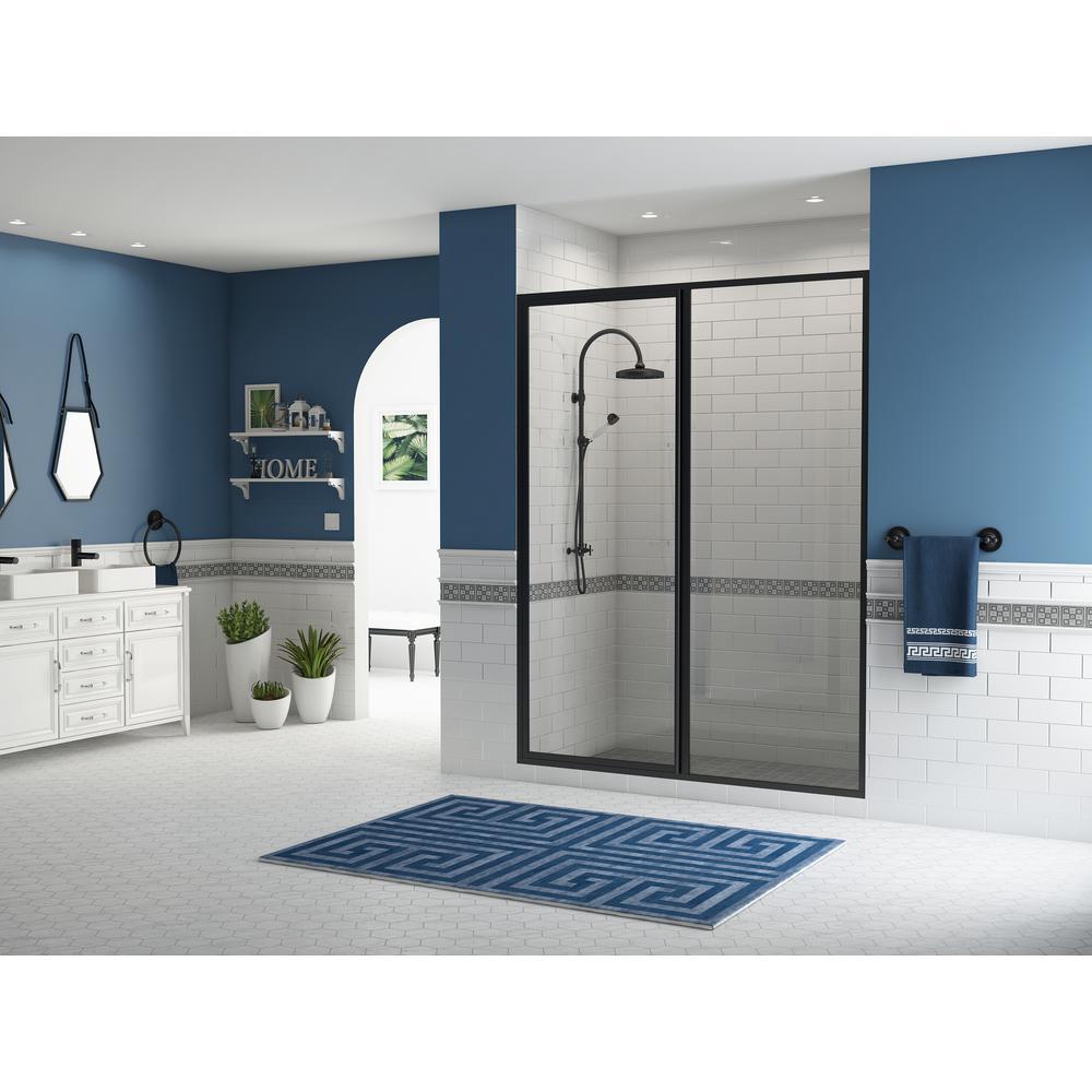 Bathroom swinging doors — img 14