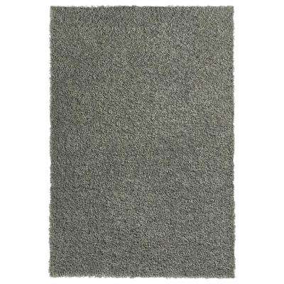 Bella Collection Grey 5 ft. x 7 ft. Area Rug