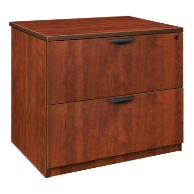 Legacy Cherry Lateral File