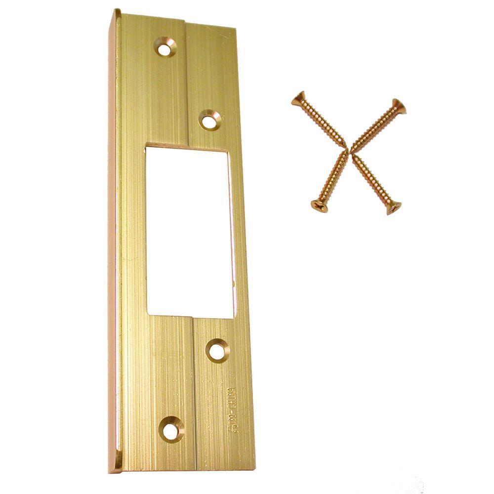 Door Guard Plate Amp Don Jo Alp 206 Sl Outswinging Door