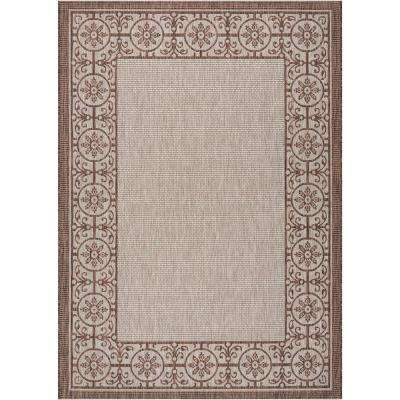Country Side Natural 5 Ft. 3 In. X 7 Ft. 3 In.