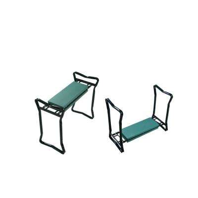23 in. L x 11 in. W x 19 in. H Garden Kneeler and Seat