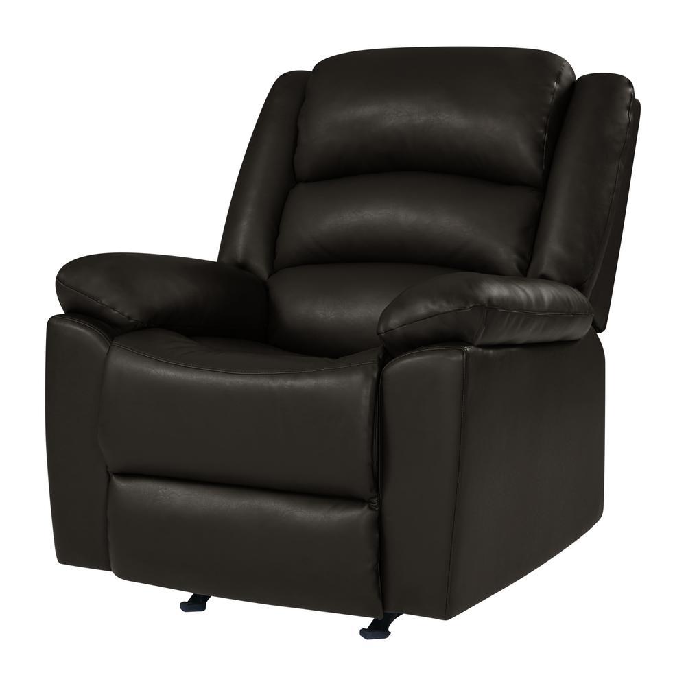 Super Prolounger Espresso Brown Tuff Stuff Polyurethane Fabric Machost Co Dining Chair Design Ideas Machostcouk