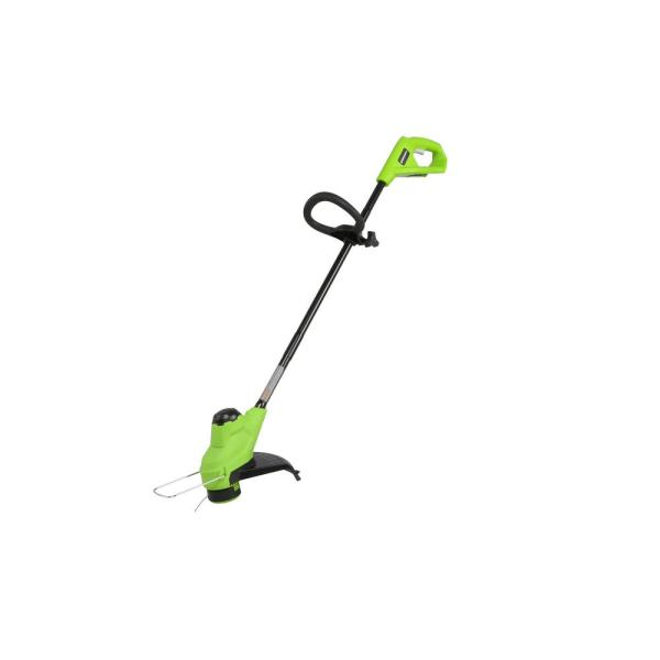 10 in. 24-Volt Battery Cordless TORQDRIVE String Trimmer (Tool-Only)