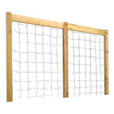 95 in. W x 80 in. H Raised Garden Bed Trellis Kit