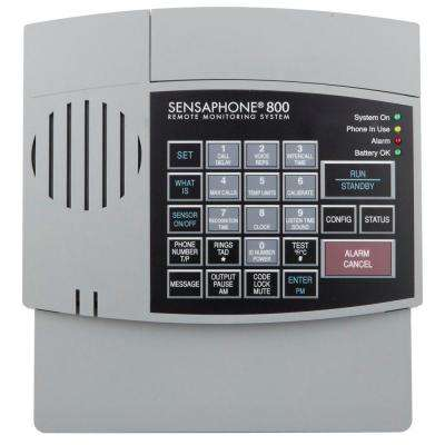 800 Series 8 Channel Remote Monitoring System