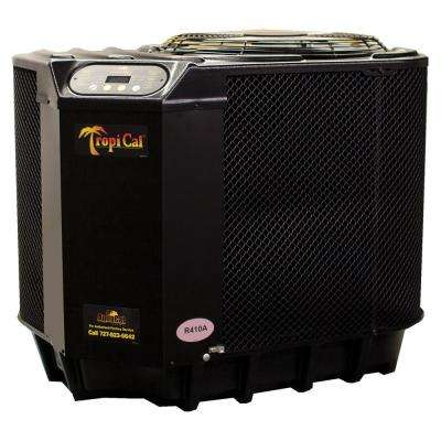 135,000 BTU Single Phase Swimming Pool Heat Pump