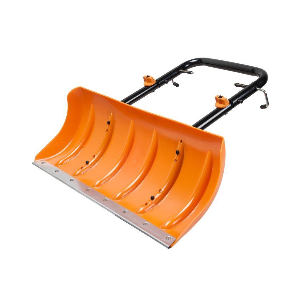 Aerocart Snow Plow