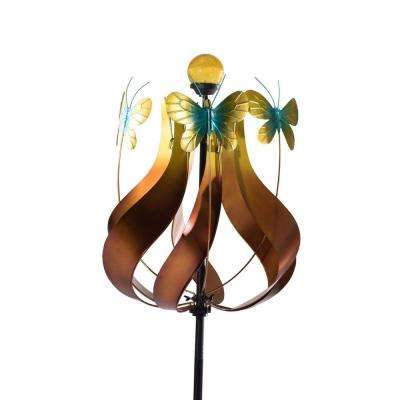 Spinning Butterfly Wind Catcher