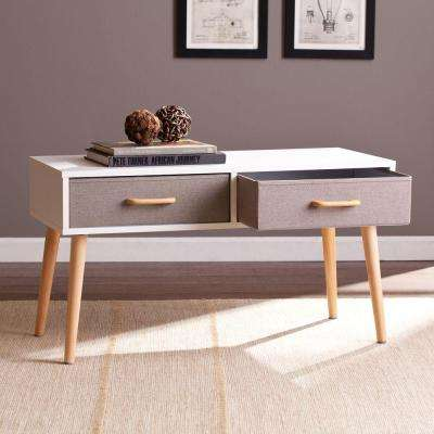 Piedmont White Coffee Table