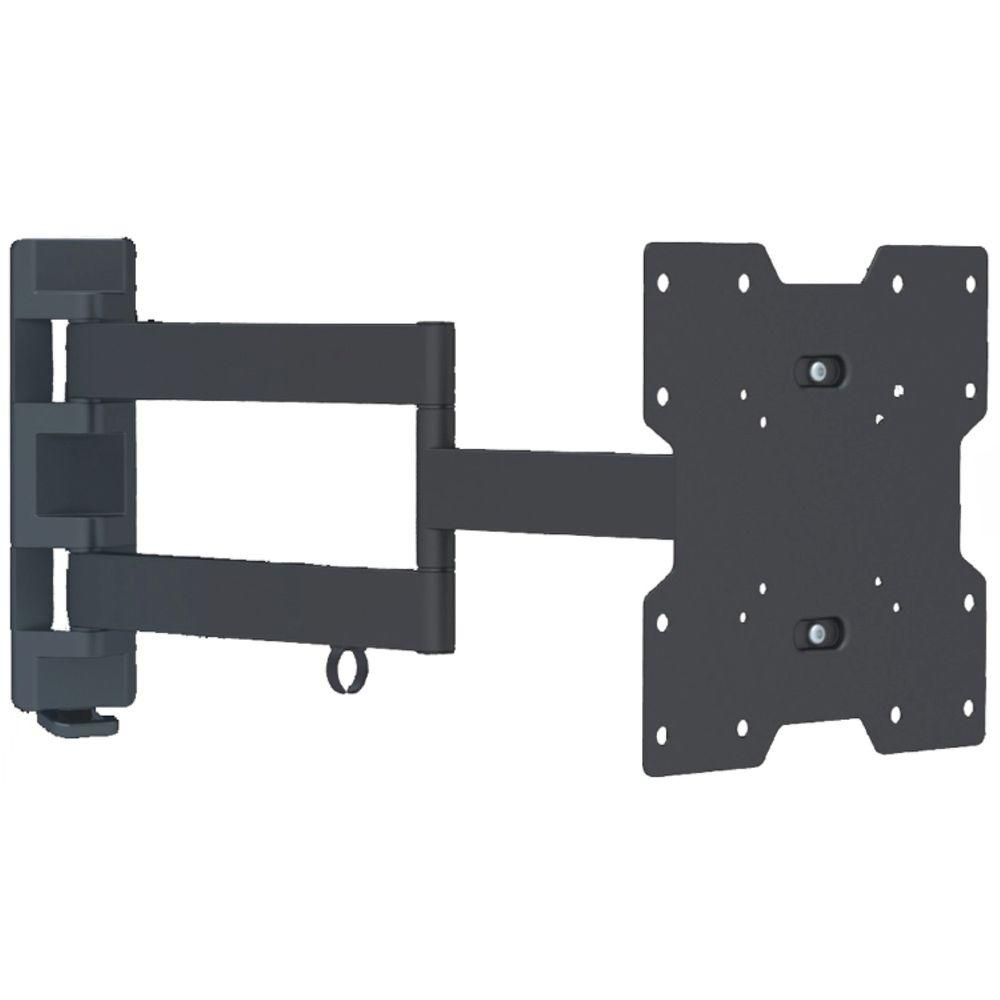 100 * 100 VESA 75 * 75 200 * 100 200 * 200 for Easily Lock and Release TV Wall Mounts Tilting Bracket for or 14-40in LCD//LED TV up to 55 LBS Loading Capacity