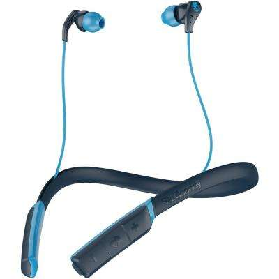 Method Bluetooth Sport Earbuds with Microphone in Blue