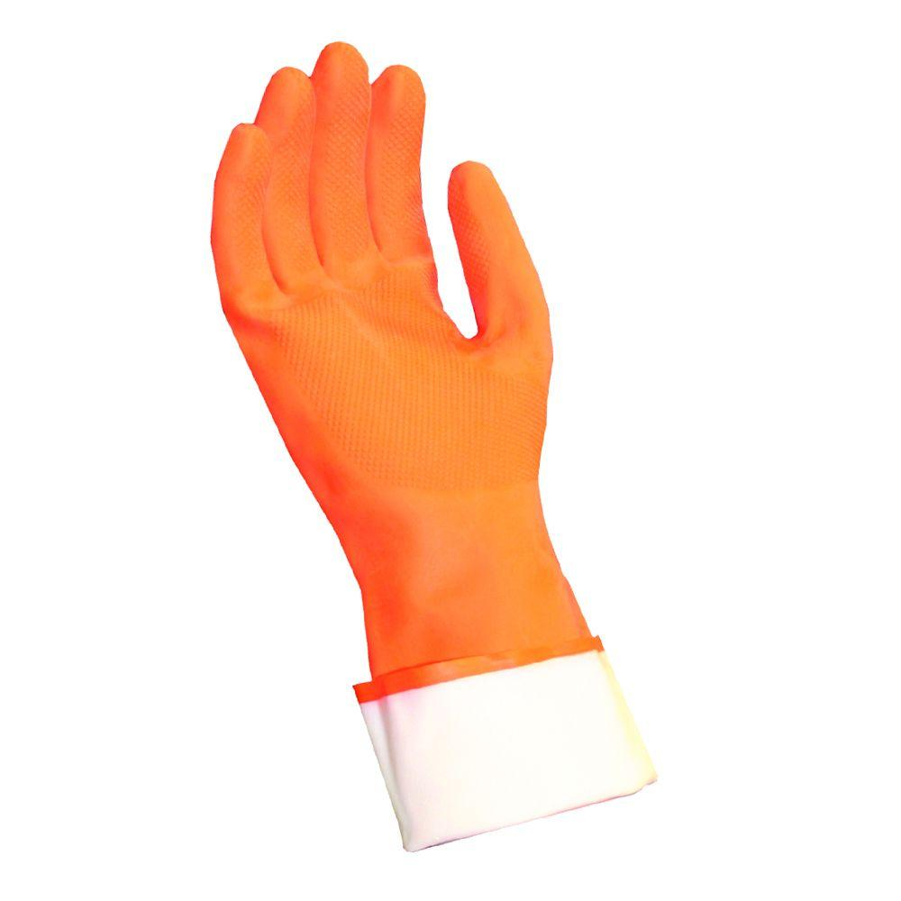 Firm Grip Latex Stripping And Refinishing Gloves Medium 13102 The