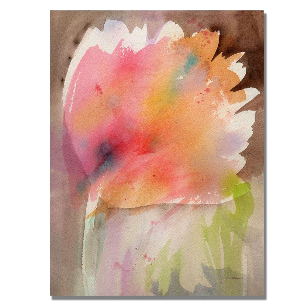 35 in. x 47 in. Bloom Canvas Art