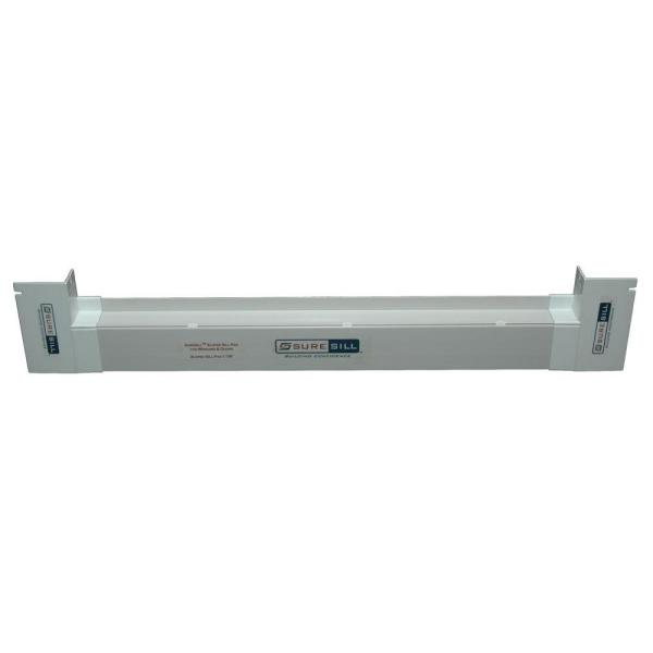 1-1/8 in. x 150 in. Sloped Sill Pan
