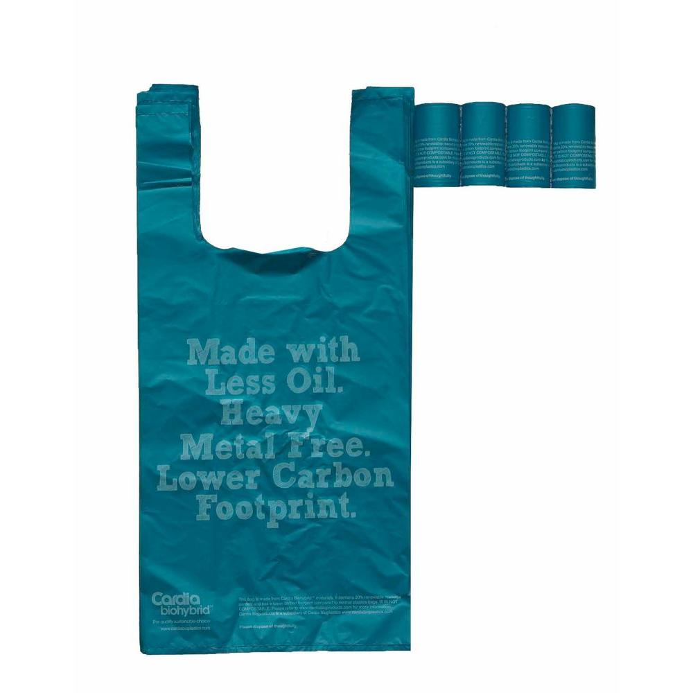 Pet Life Eco Friendly Waste Bags From Renewable Thermoplastic Starch 2 Pack