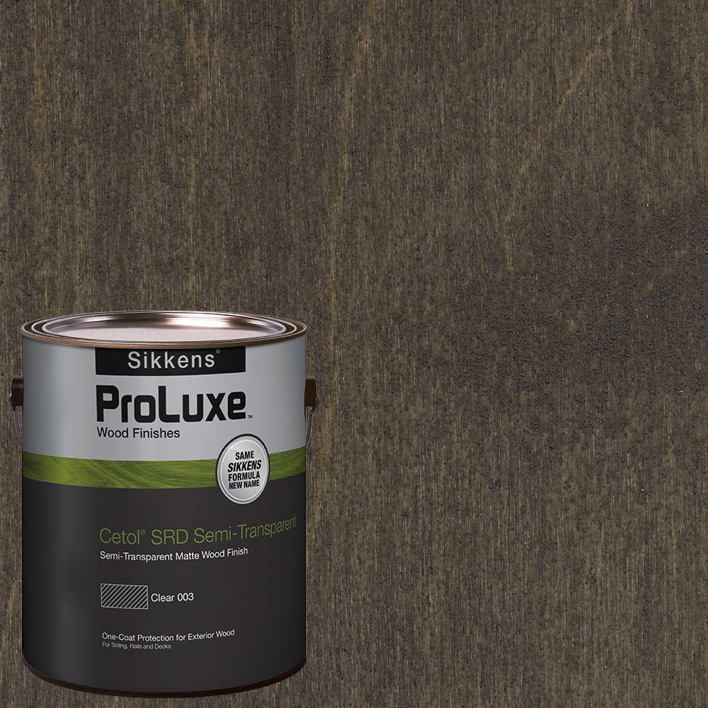 #HDGSRD-ST-215 Hazelnut Cetol SRD Semi-Transparent Exterior Wood Finish