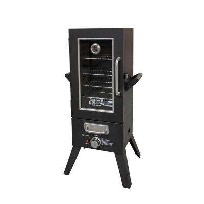 36 in. LP Gas Smoker with Window