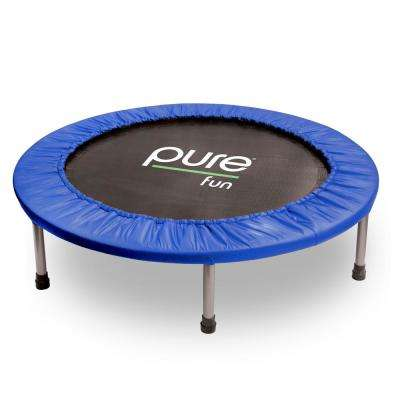 38 in. Exercise Trampoline