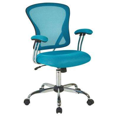 Juliana Blue Task Chair