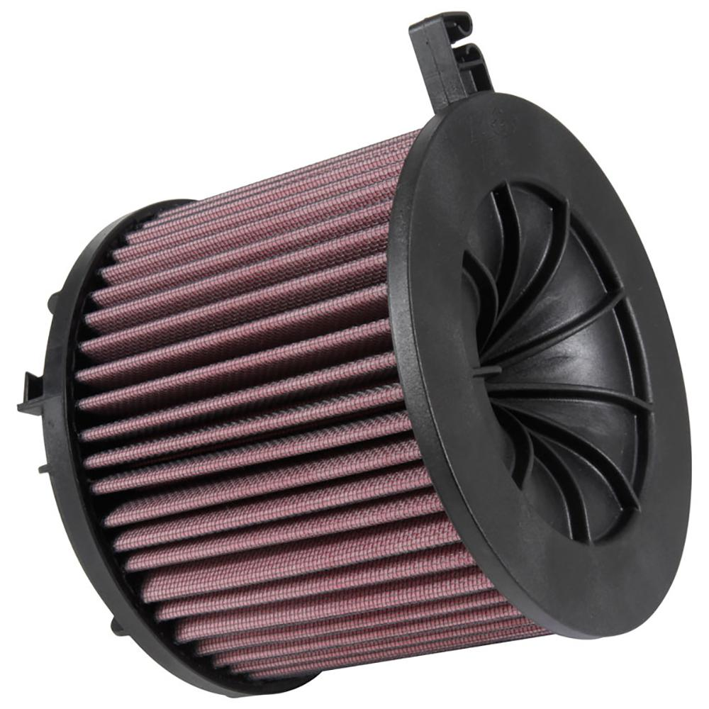 K&N 15-18 Audi A4 L4-1 4L F/I Drop In Replacement Air Filter