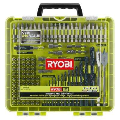 Drilling and Driving Kit (106-Piece)