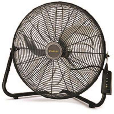 20 in. High Velocity Floor Fan with Remote Control
