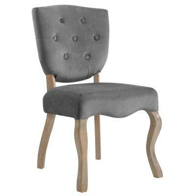Array Gray Vintage French Dining Side Chair