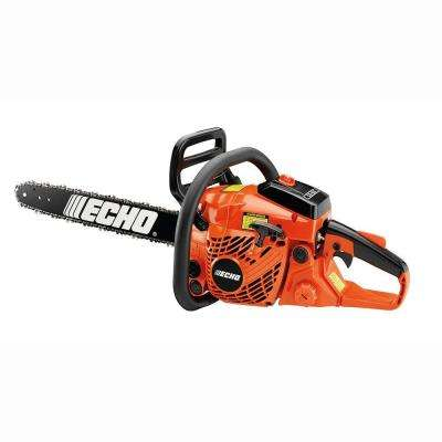 18 in. 40.2cc Gas Chainsaw with Fast Tension System