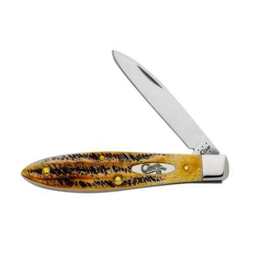 6.5 BoneStag Tear Drop Pocket Knife