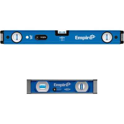 24 in. LED Level with UltraView LED 9 in. Torpedo Level