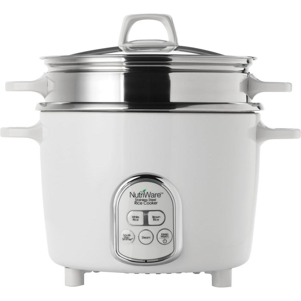 AROMA Nutriware 10-Cup Digital Pot Style Rice Cooker