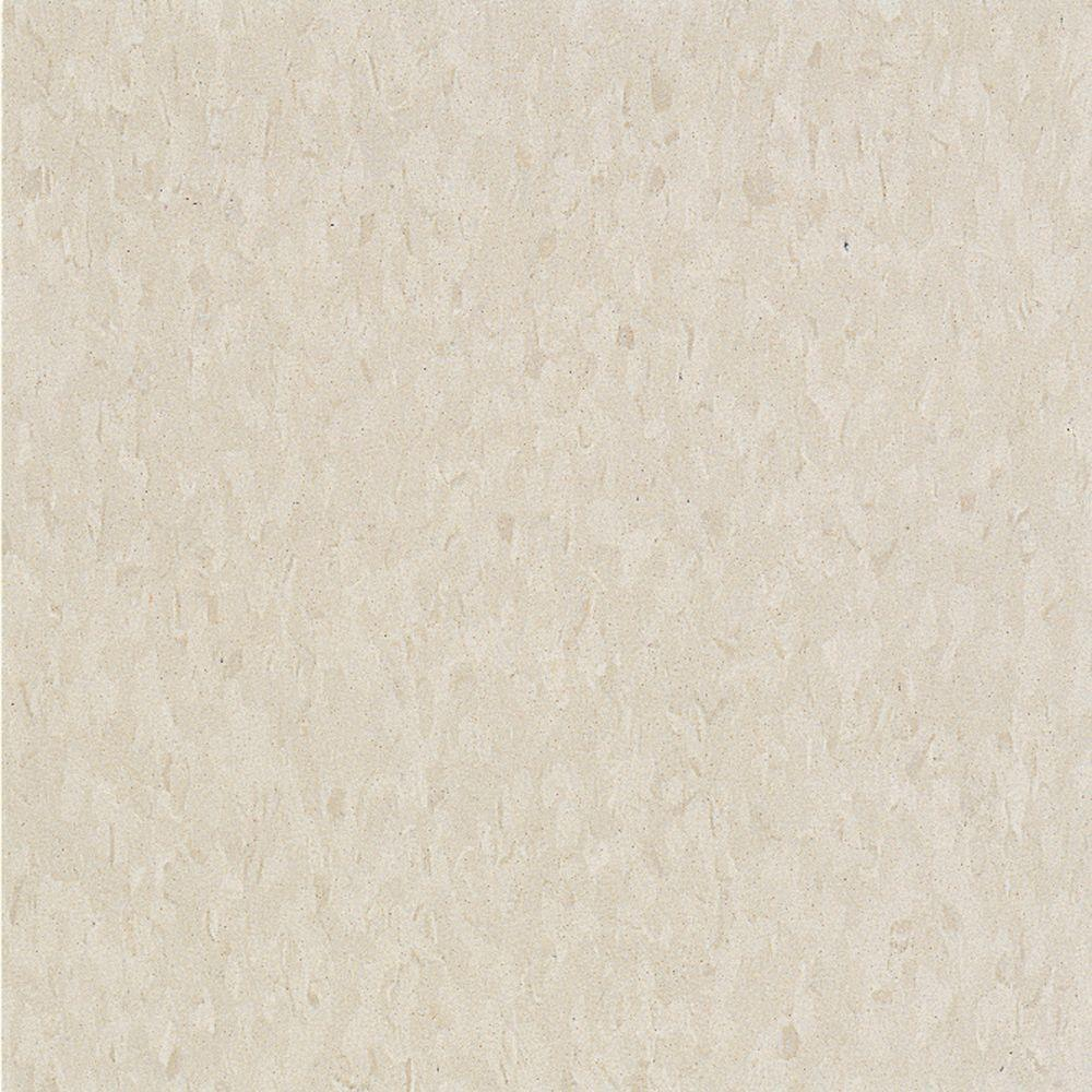 Armstrong Imperial Texture VCT 12 in. x 12 in. Washed Linen Standard Excelon Commercial Vinyl Tile (45 sq. ft. / case)