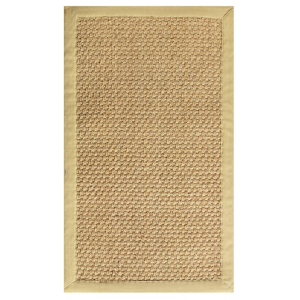 Home Decorators Collection Seascape Natural 5 Ft X 7 Ft 9 In Area Rug 0291430820 The Home Depot